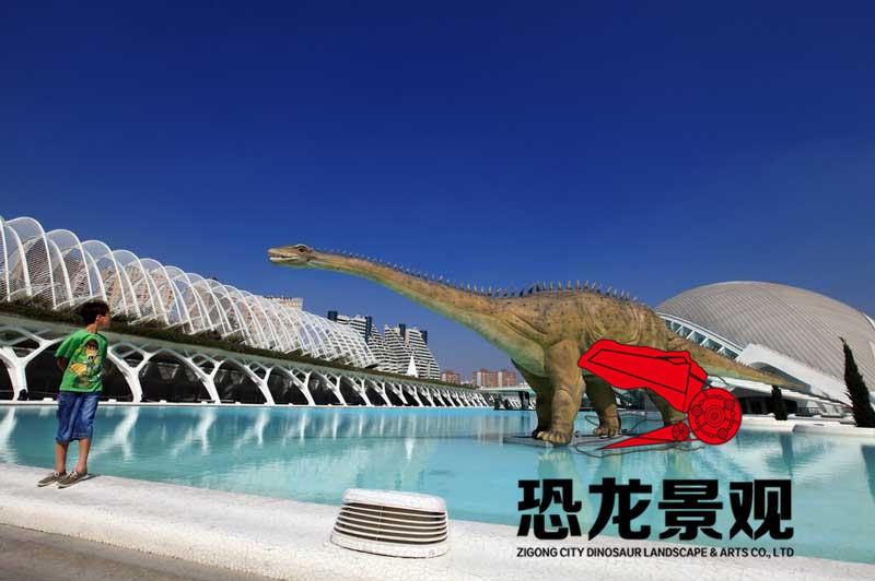 仿真恐龙制作如何翻新,仿真恐龙公司